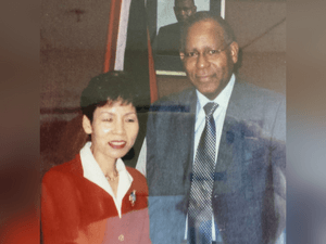 Prime Minister Trinidad & Tobago