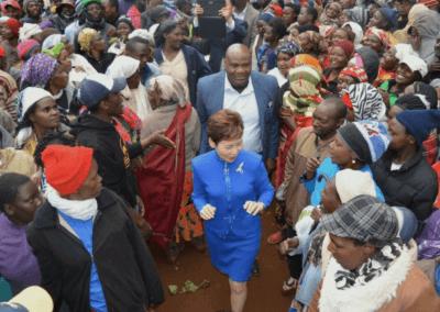 Kenya Anglican University Project
