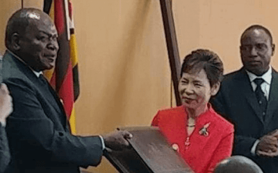 Zim signs infrastructure funding MoU