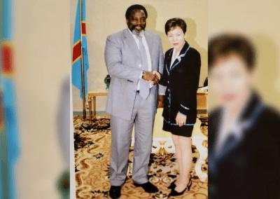 Former President Of DRC – Joseph Kabila