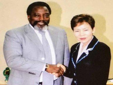 Former President of DRC