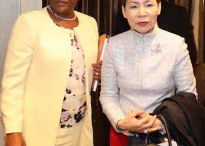 Namibia Ambassador - US