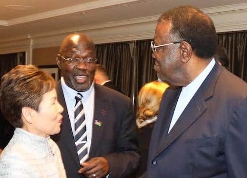 President Of Namibia - Dr. Hage G. Geingob